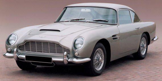 Top Ten Classic Cars The Quick Ten - Famous classic cars