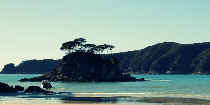 An image of Abel Tasman