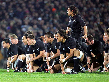 The Mighty All Blacks