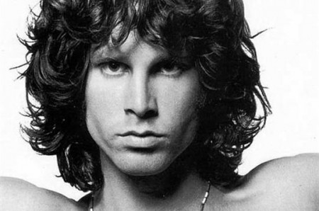 An image of the late, great Jim Morrison of The Doors