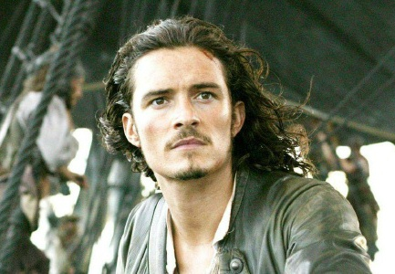 An image of Orlando Bloom in Pirates of the Carribean