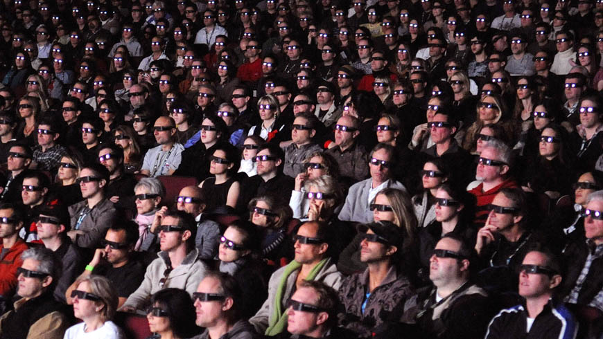 3D Movie Experience
