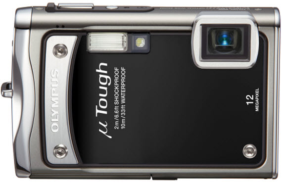 An image of the waterproof digital camera Olympus Stylus Tough
