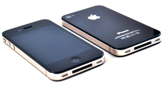 An image of an iPhone 4 in an article about it's top accessories