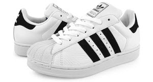 An image of the iconic Adidas Superstar