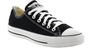 An image of the classic Chuck Taylor All Stars