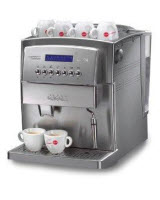An image of Gaggia 90500 Titanium Super Automatic Espresso Machine, Silver