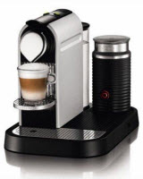 An image of the Nespresso CitiZ C120 Automatic and programmable coffee quantity