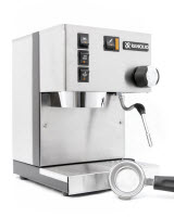An image of the Rancilio Silvia Espresso Machine New 2009 Model V3