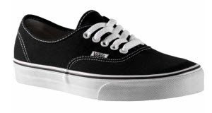 An image of the sneakers Vans Authentic