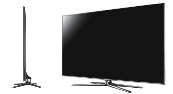 The new Samsung LED HDTV