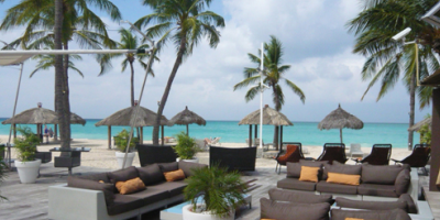 An image of the Bucuti & Tara Beach Resort in Aruba