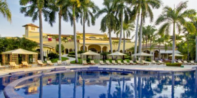 An image of Casa Velas Hotel in Mexico